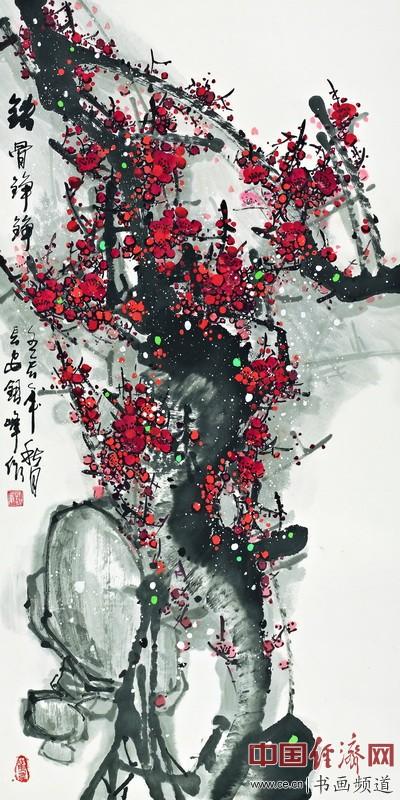 郭银峰国画作品