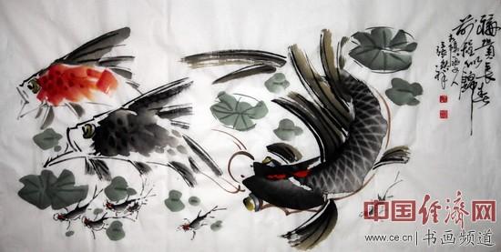 张秋祥2012国庆国画新作
